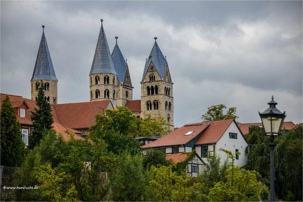 Türme ... in Halberstadt