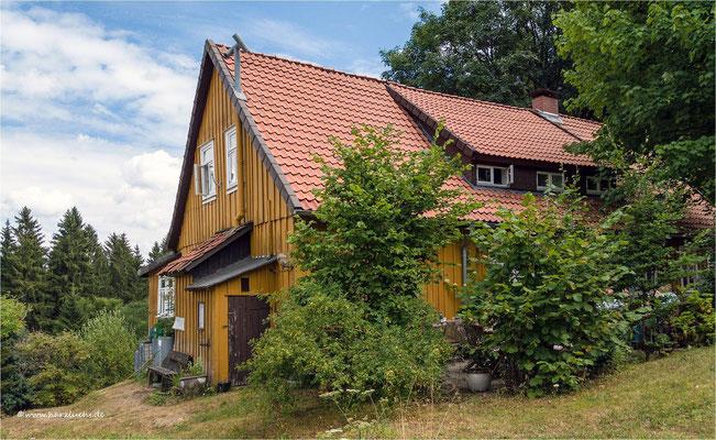 das Polsterberger Hubhaus ... am Dammgraben, war mal eine Pumpstation und gehört auch zum Oberharzer Wasserregal. Heute ist es eine Waldgaststätte