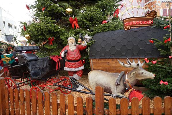 Weihnachtsmarkt Aurich