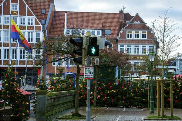 die Otto Ampel in Emden