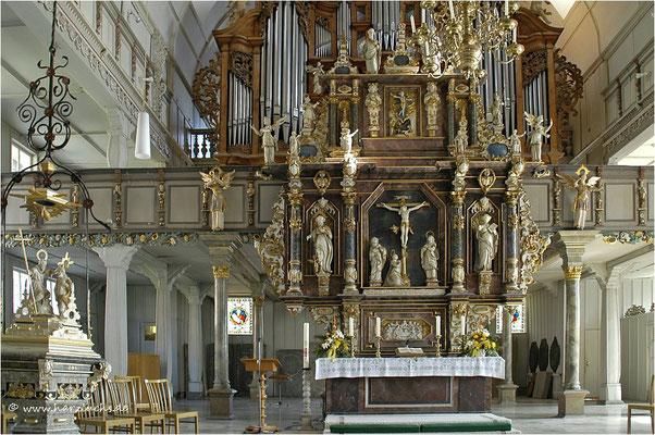 Marktkirche Clausthal-Zellerfeld