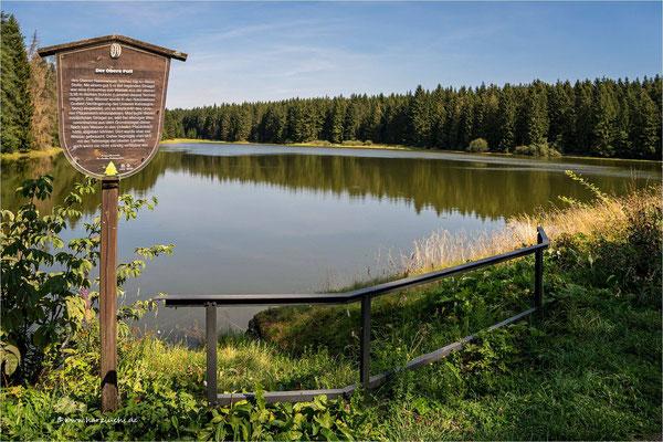 noch ein Teich ... der Obere Nassenwieser Teich