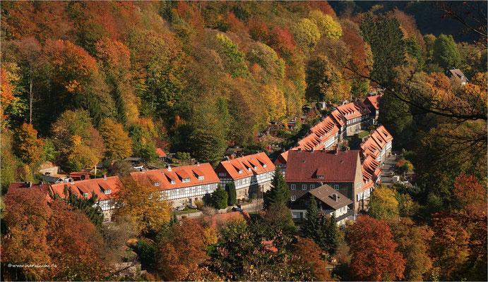 die Iberg-Siedlung