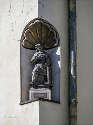 Fassade in Koblenz