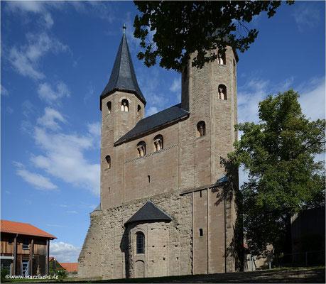 Klosterkirche St. Vitus ...  in Drübeck