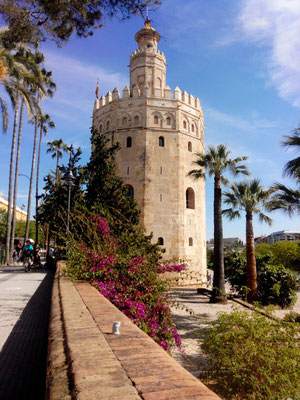 A Seville, en Espagne...