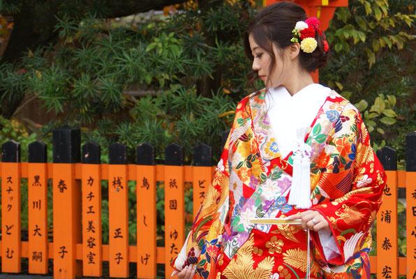 Au détour d'une ruelle, à Kyoto...