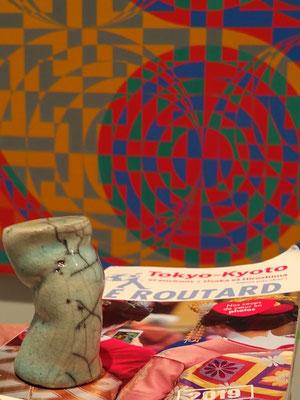 A Yokyo, au musée d'Art Moderne...