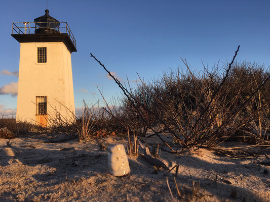 Au Cape Cod, Massachussetts, USA...