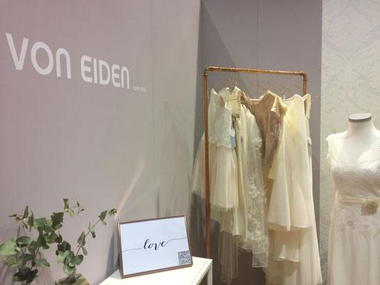 Willkommen bei Atelier VON EIDEN auf der TrauDich Hessen 2018