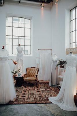 maßgeschneiderte Brautmode Mainz Atelier VON EIDEN