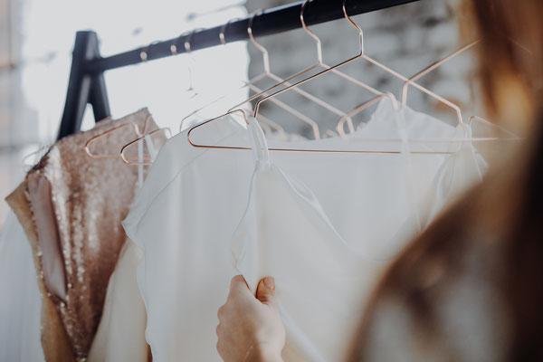Hochzeitskleid Mainz Atelier VON EIDEN