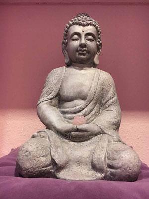 frau heilemann Raumansicht Buddha