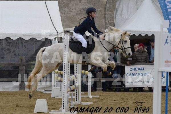 CAMAGRI - JUMPING - 9549