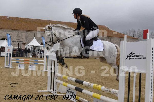 CAMAGRI - JUMPING - 9479