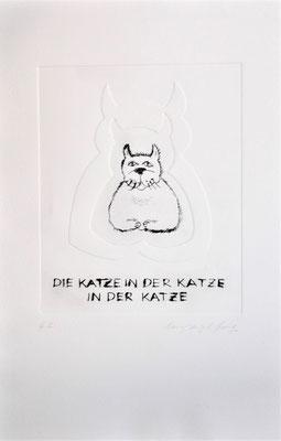 Katze in der Katze, 40€
