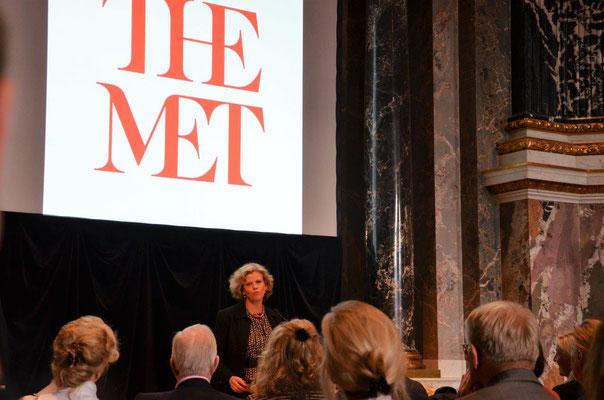 Sabine Haag´s opening talk. photo: Nicole Ponesch ©