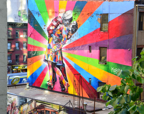 High Line, Chelsea, photo: Reinhold Ponesch ©