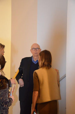 Claes Oldenburg, photo: Nicole Poneschc  ©