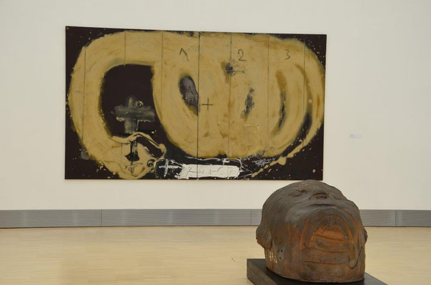 Works from Antoni Tapies photo: Reinhold Ponesch ©