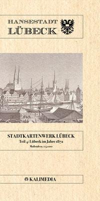 Lübeck 1872, € 5,00