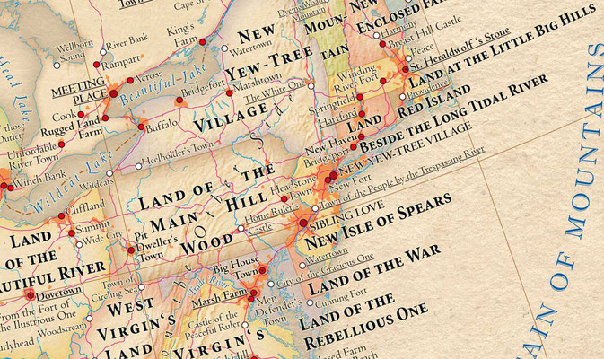 Atlas of True Names - USA