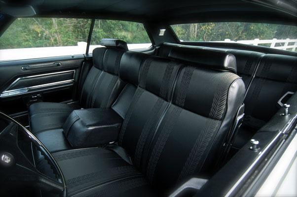 1970er Cadillac Calais Limousine