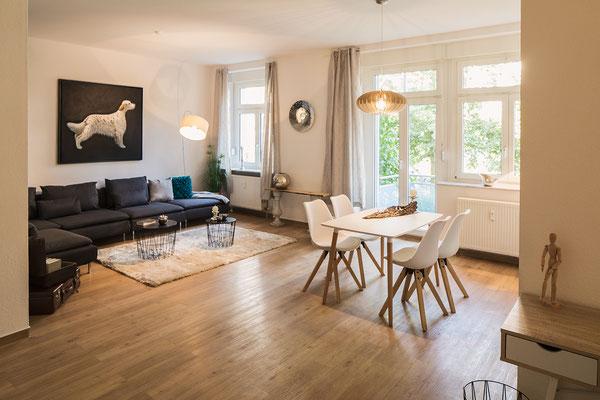 Homestaging als Service für Spitzenfotos Ihrer Immobilie  -Fotograf Stephan Ernst