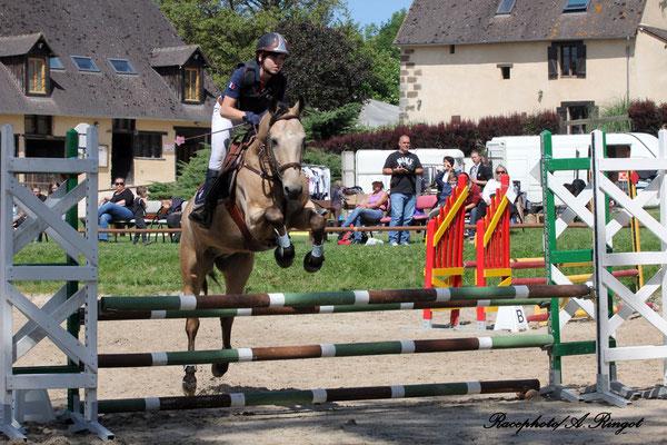 CSO à poney et à cheval