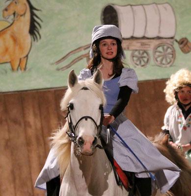 stage spectacle équestre à poney