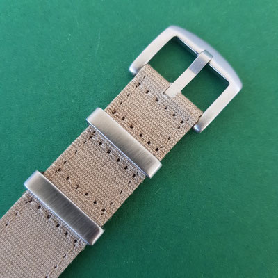 Rheingold Canvas Strap 22 mm
