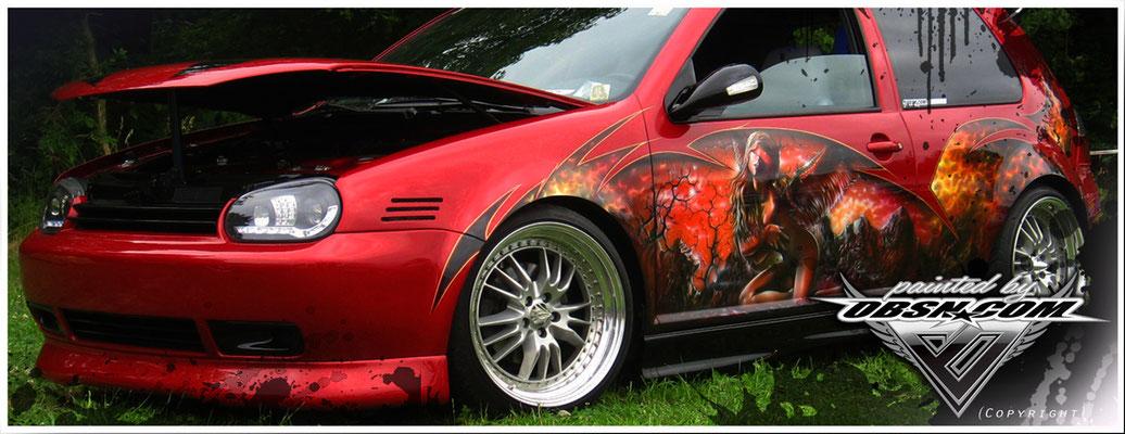 VW Komplett Design, Mehrfach ausgezeichnet !