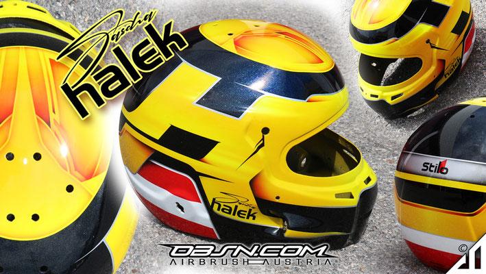 Stilo Halek / Austria Branding Porsche GT