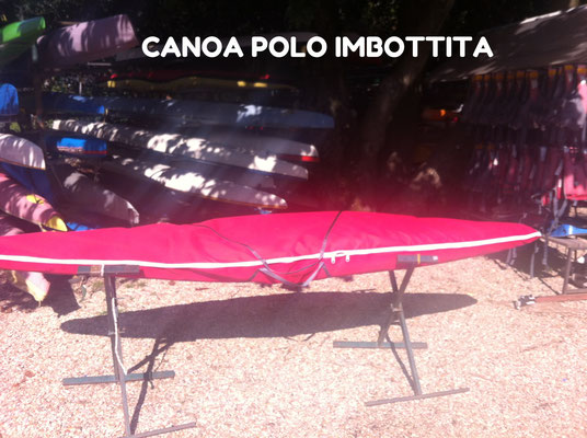 Canoa Polo Imbottita