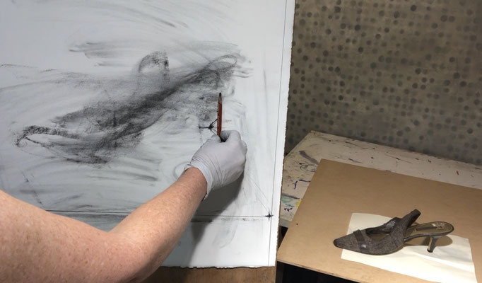 Demonstration Drawing