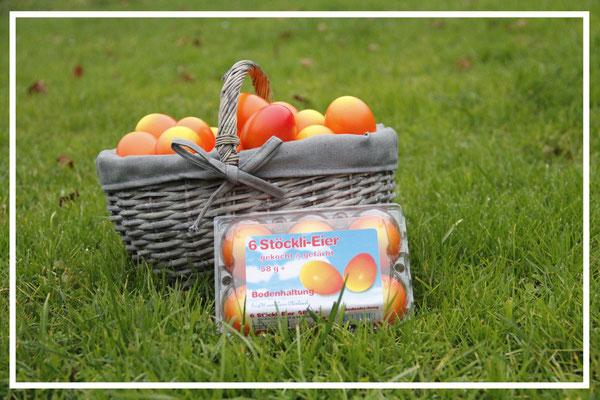 Stöckli- Eier Picknick Bodenhaltung