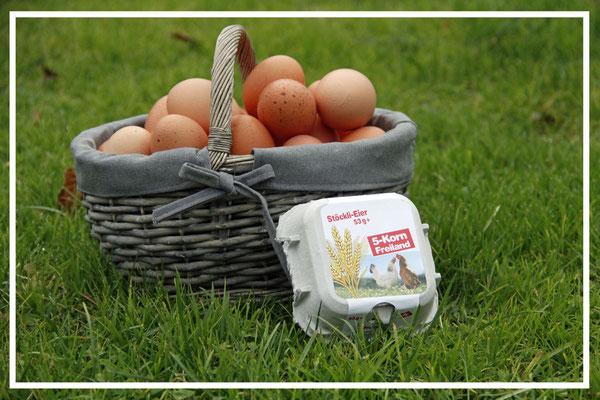 Stöckli-Eier 5 Korn Freiland