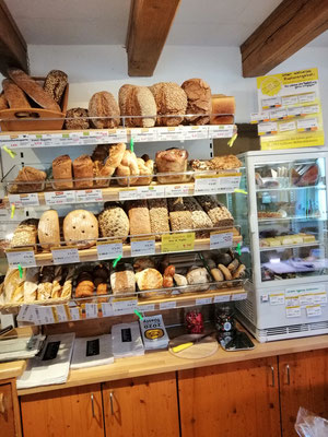 Brot von den demeter Bäckereien DLS Hennef und Laib &Seele Rheinbach