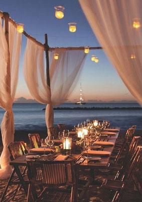 Abendhochzeit auf Mallorca