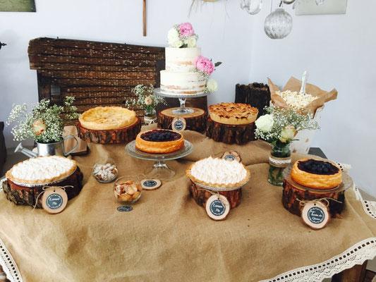 Mesa dulce Alquería, estilo rústico o clásico (IV) | Dulce Dorotea