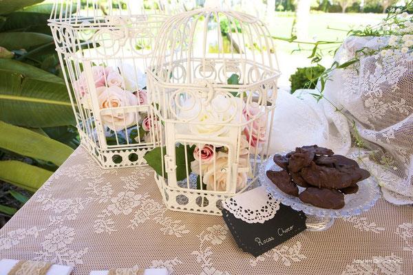 Decoración mesa dulce Valencia de Dulce Dorotea