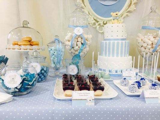 Detalles de dulces en Mesa dulce tipo Teddy Bear (I) | Dulce Dorotea