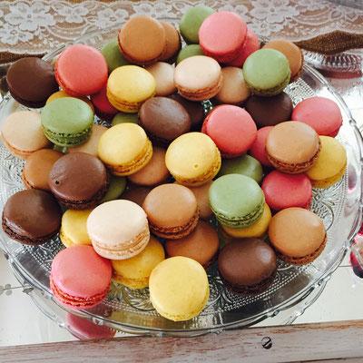 Macarons de Dulce Dorotea