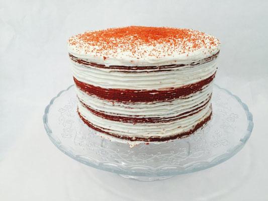 Naked cake| Dulce Dorotea, repostería tradicional