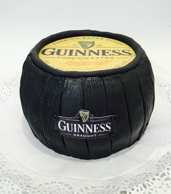Tarta cerveza Guinness de Dulce Dorotea Valencia