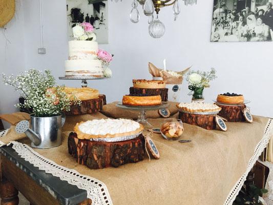 Mesa dulce Alquería, estilo rústico o clásico (VII) | Dulce Dorotea