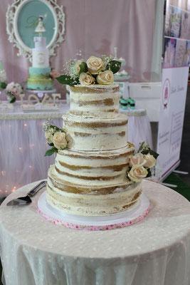 Layer cake de Dulce Dorotea