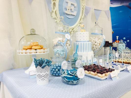 Detalles de dulces en Mesa dulce tipo Teddy Bear (IV) | Dulce Dorotea