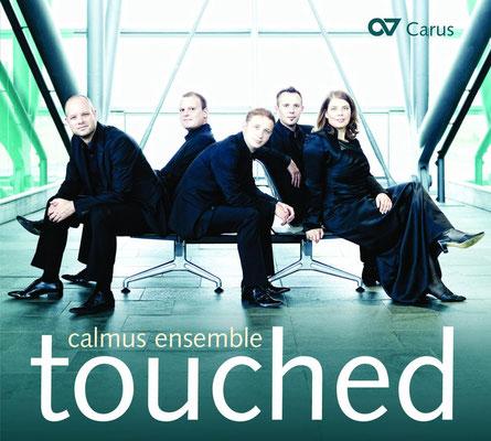 calmus ensemble / touched / mixing / mastering