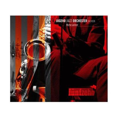 jugend jazz orchester sachsen / fünfzehn / recording / mixing / mastering